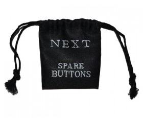 woven buttonbag